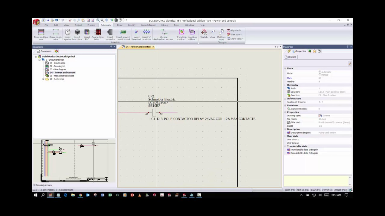 Tech Tip: SOLIDWORKS Electrical Symbol Attributes