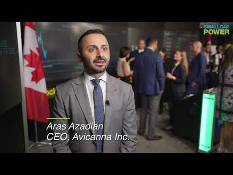 Avicanna Inc. (TSX:AVCN) Rings The Opening Bell At The Toronto Stock Exchange