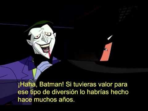 Batman Beyond - La muerte del Joker (Sin censura) - Sub Español
