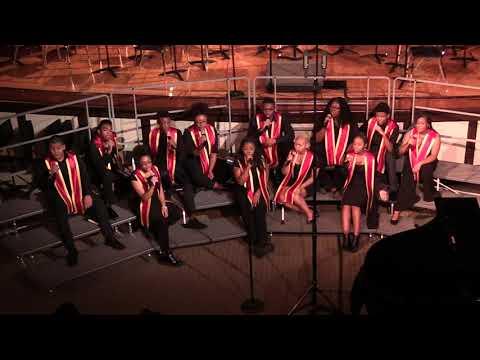 """""""Neu Roses"""" - Lindblom A Cappella Choir"""