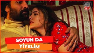 Rıza ve Nazmiye'nin Halvet Gecesi - Afili Aşk 24. Bölüm