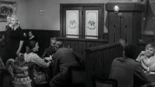 """""""Семнадцать мгновений весны"""" -  Встреча в кафе"""