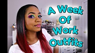 ❤ OUTFITS of the WEEK ❤ Business Casual (But Make it FANCY!) ❤ FASHION