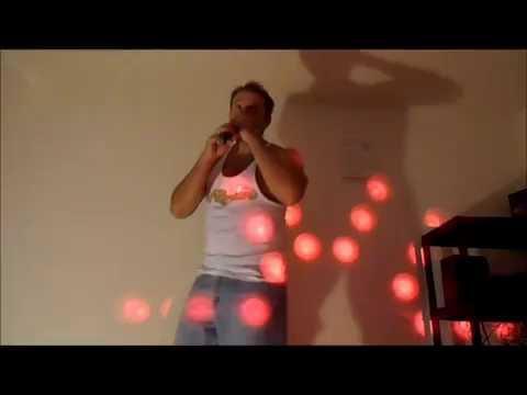 Poundcake Van Halen Sammy Hagar karaoke performance MusicByAlan.com Alan Zingheim