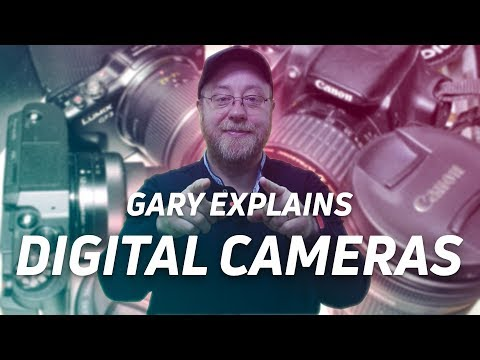 How do digital cameras work? — Gary Explains