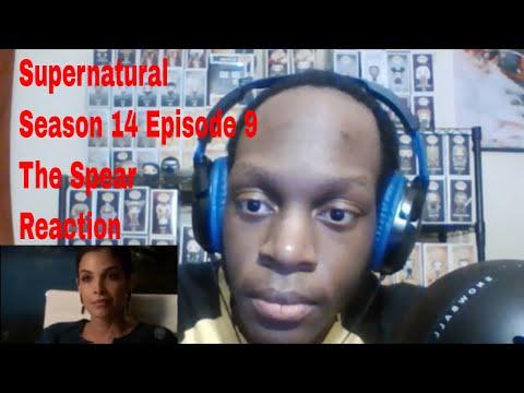 Supernatural Season 14 Episode 9 The Spear Reaction