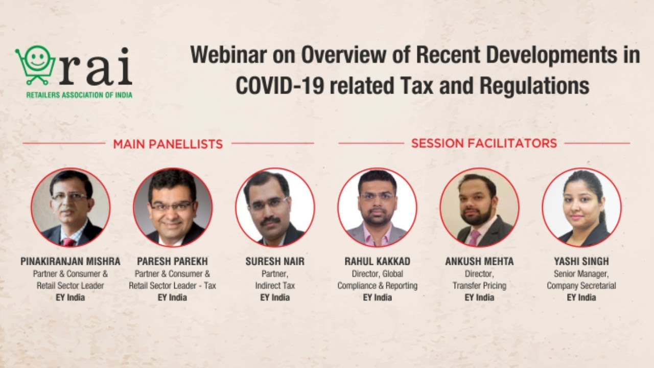 Overview of Recent Developments in COVID-19 related Tax and Regulations