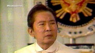 ReAksyon | Marcos wealth (09/11/2017)