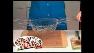 Складная Решетка Для Приготовления Пищи Chef Basket (Шеф Баскет)(Купить в магазине AgmaShop с доставкой по всей России: ..., 2013-04-21T12:00:01.000Z)