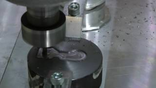 Обработка стали 30ХГСА(Обрабатываемый материал: Сталь 30ХГСА Фреза: Твердосплавная KyoceraMicroTools диаметр 4 мм Режимы резания: Глубина..., 2016-05-11T19:34:17.000Z)