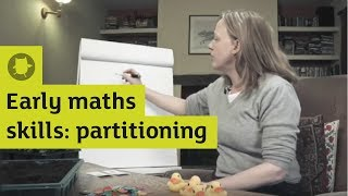 Early maths skills: partitioning | Oxford Owl