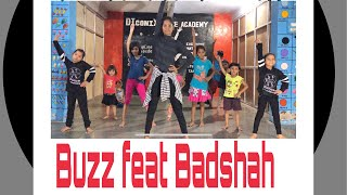 Aastha Gill - Buzz feat Badshah/Priyank Sharma/ra Patil dance choreography