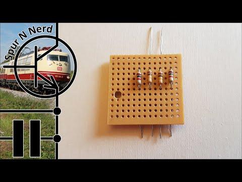 Elektronik - Teil 11 - Vom Schaltplan zur Platine