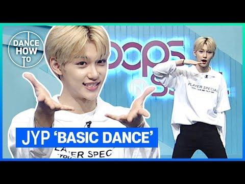 Pops in Seoul Felix&39;s Dance How To JYP&39;s Basic Dance Moves