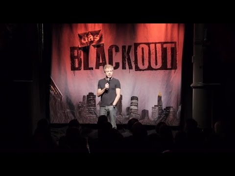 "Michael Mittermeier - English show ""das Blackout"" - Trailer"