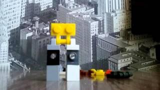 Как сделать LEGO робота