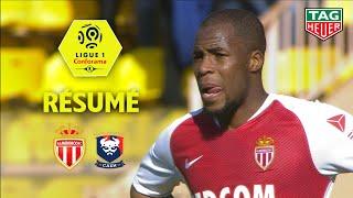 AS Monaco - SM Caen ( 0-1 ) - Résumé - (ASM - SMC) / 2018-19