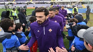 Fiorentina rename training ground after Davide Astori and vow to 'keep alive the memory of a