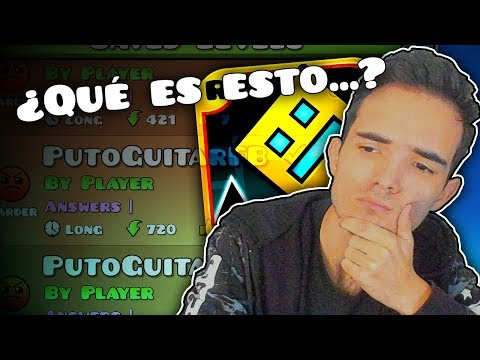¿QUÉ SON LOS PUT*GUITAR...? ESCONDEN ALGO... / Geometry Dash