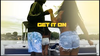 Jameiciaj -  Get It On ( Prod. Tangerine Recordings) [Dir. The Flick Don]