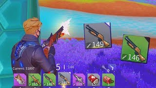 fortnite but with double pump and bots (Creative Destruction)