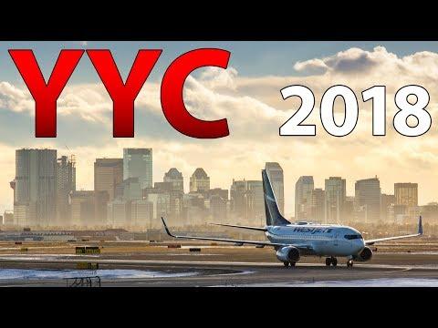 An Aviation Film | Calgary International Airport 2018