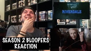 RIVERDALE - SEASON 2 BLOOPERS REACTION
