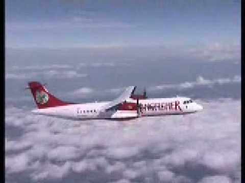 ATR 72-500 KINGFISHER AIRLINES