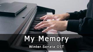 Download Lagu Winter Sonata - My Memory (Piano Cover by Riyandi Kusuma) mp3