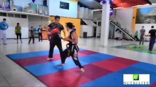 Nurtishake and Rpyal martial arts burgoa