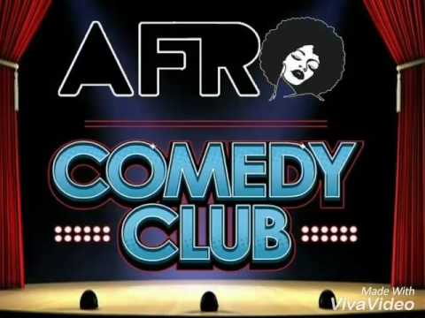 Afro  comedy club
