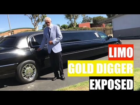 Limousine Gold Digger Prank! Exposed!! (BF & GF FIGHT!!!) | UDY Pranks