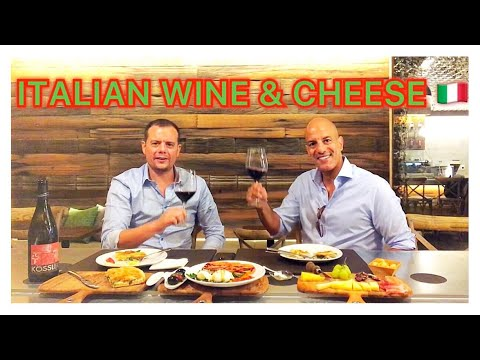 ITALIAN WINE & CHEESE  🍷🧀 🇮🇹 VINO ITALIANO🍷HOW TO PAIR WINE TO A MEAL/CHEESE