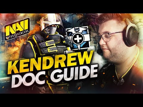 NAVI Kendrew - How to Play Doc (Rainbow Six Siege Guide)