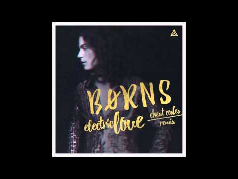 Borns - Electric Love (Cheat Codes Remix)