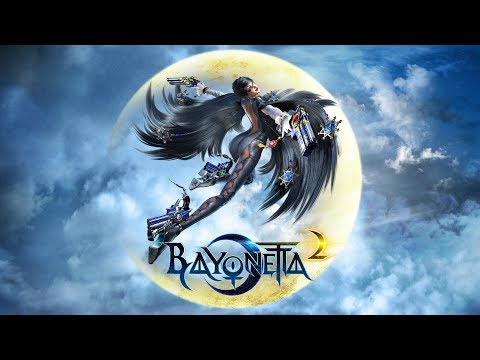 Streaming Some Bayonetta 2 On My Bent Switch