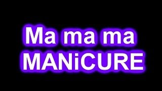 Lady Gaga - MANiCURE  -  Lyrics