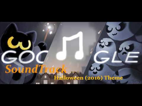 Google Soundtrack (2016) : Halloween Theme