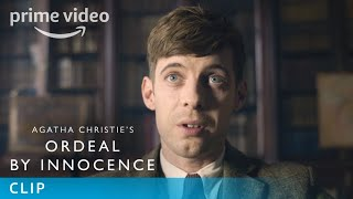 Ordeal By Innocence Season 1 - Clip: He Was With Me | Prime Video