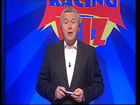 The Racing Wiz--(Horse Racing Game Show)Heat 1/Semi-Final
