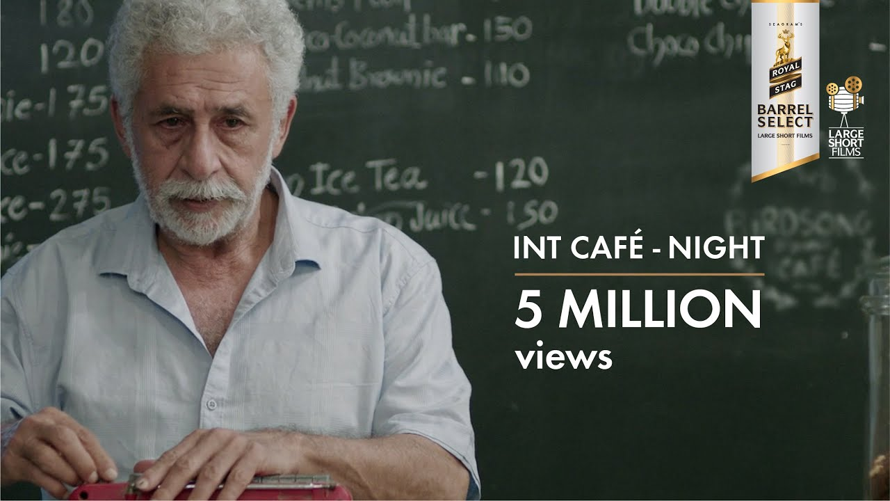Interior Cafe Night | Short Film of the Day