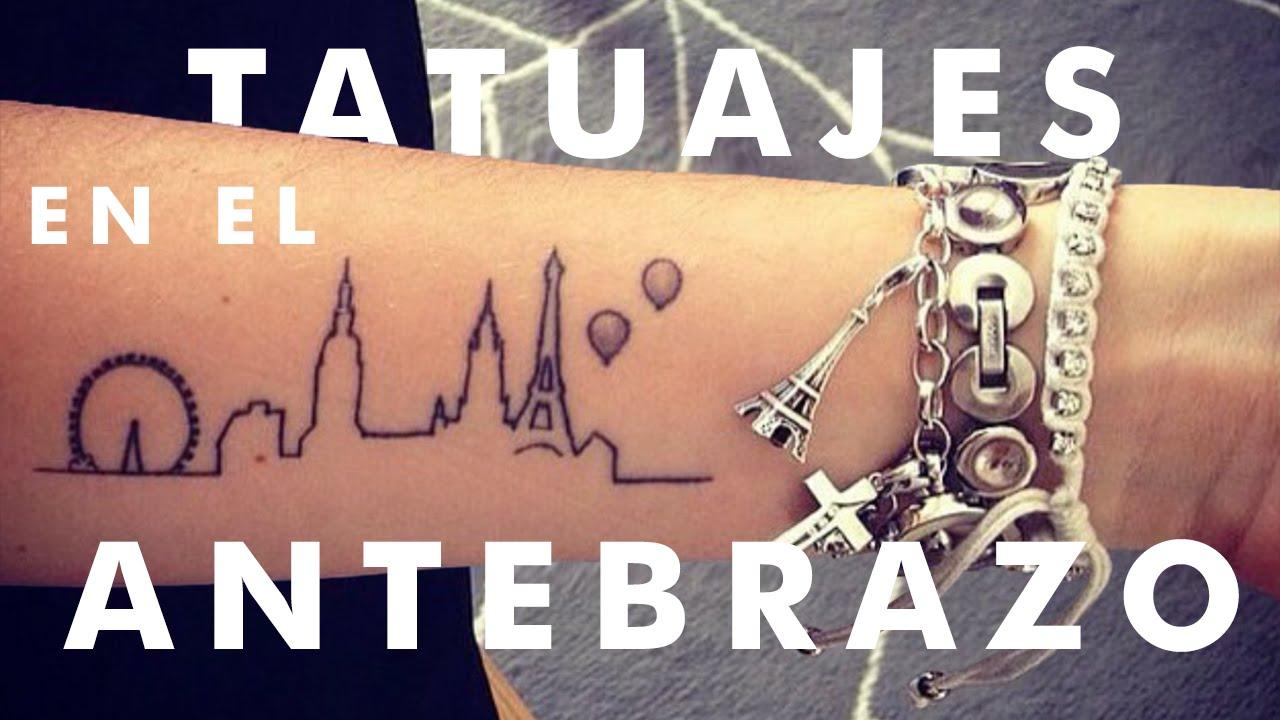 24 Preciosos Tatuajes En El Antebrazo Youtube