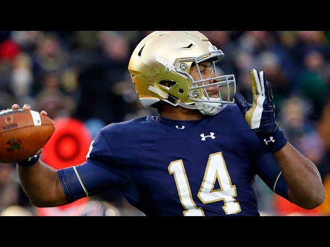 Browns discuss QB DeShone Kizer, picked in 2nd round of NFL Draft