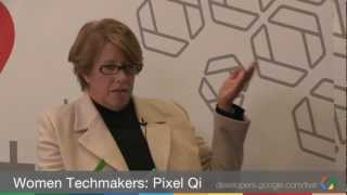 GDL Presents: Women Techmakers with Pixel Qi