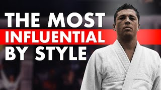 12 Most Influential MMA Fighters By Style