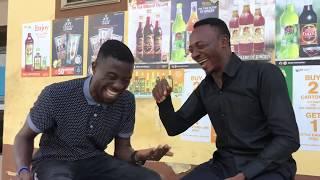 Kwaku Manu Aggressive Interview with Salinko (Azoozo)