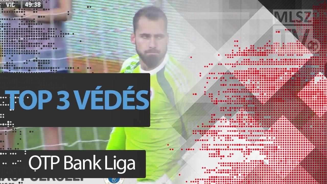 TOP 3 VÉDÉS – 31. forduló | OTP Bank Liga | 2017/2018