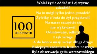 Biografia Bohatera z tekstem Oskara Śliwińskiego Klub Kuriera