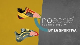 La Sportiva: the climbing shoes with No-Edge Technology