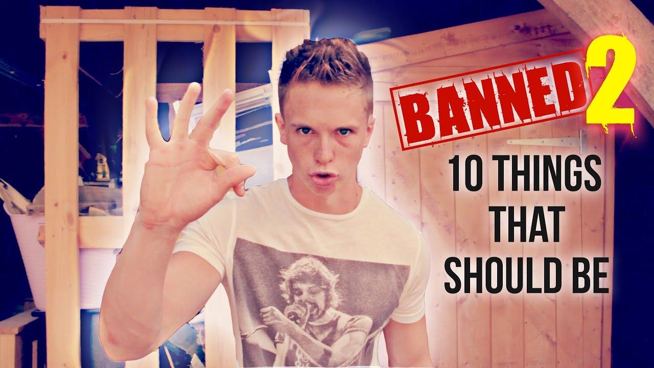 t v should be banned